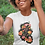 Thumbnail: Happiness Blooms From Within Tee, Black Hair