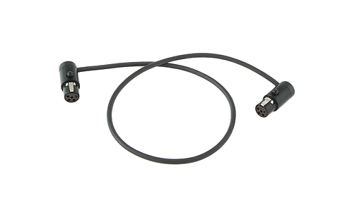 "12"" LPS Low-Profile TA5F to TA5F cable"