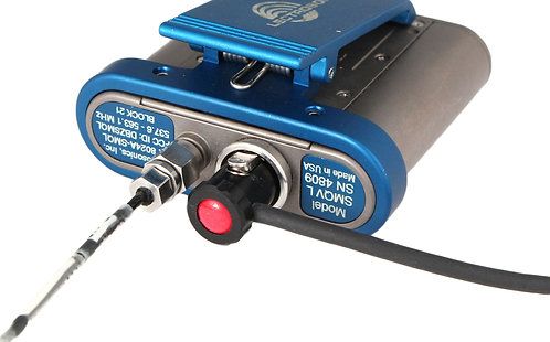 """10"""" Low-Profile XLR-3F to TA5F Lectro """"Camera Hops"""" cable"""