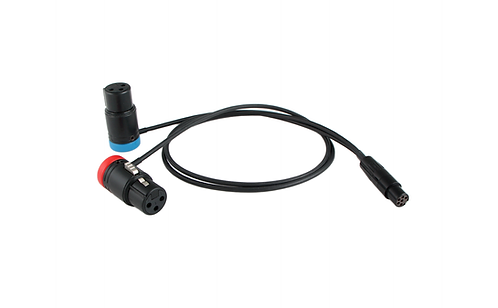 Dual Line Level LoPro XLR to Lectro DCHT TA6 Input