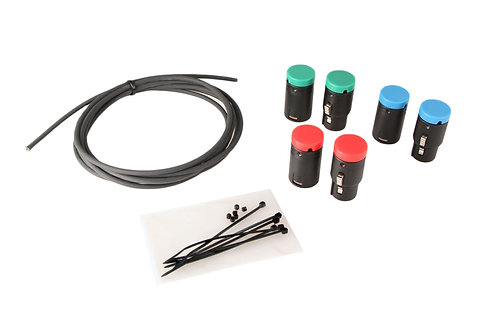 Low-Profile XLR DIY 3 Set