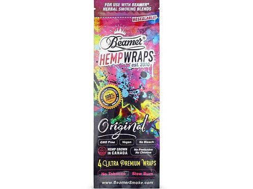 Beamer Hemp Wraps
