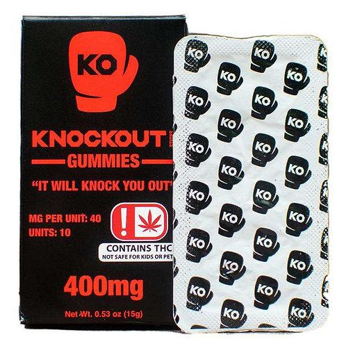 Knockout Gummies (400mg)