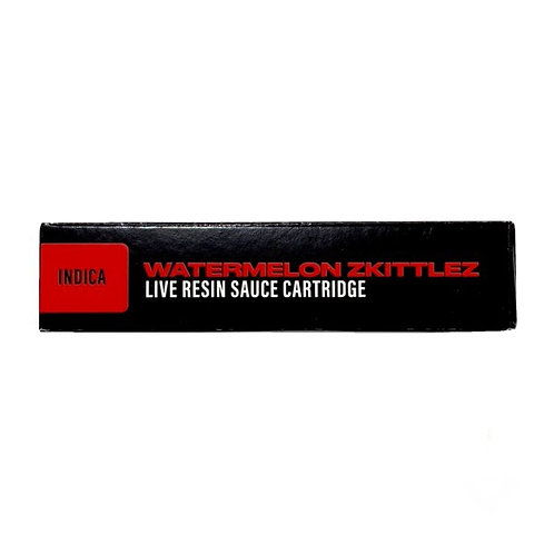 Live Resin Cartridge-  Watermelon Zskittlez - INDICA
