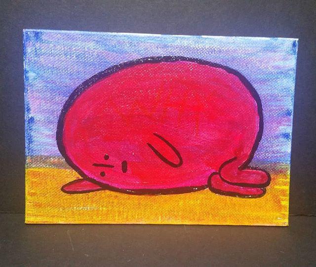 Pink Lump