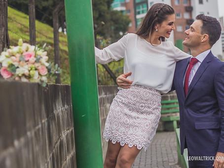 JÉSSYCA E RAMON | Mini Wedding em Joinville