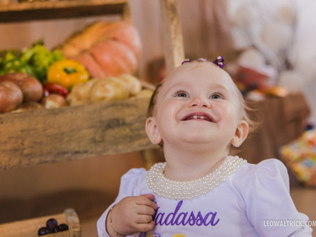 HADASSA | Aniversário Infantil em Joinville