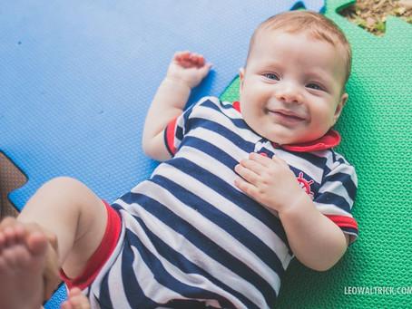 Rapha | Ensaio Infantil em Joinville