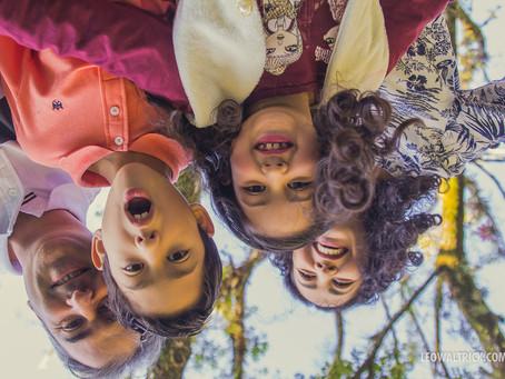 ANIVERSÁRIO DUPLO | Ensaio Família em Joinville