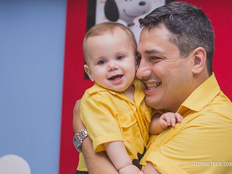 CAUÃ | Aniversário Infantil em Joinville