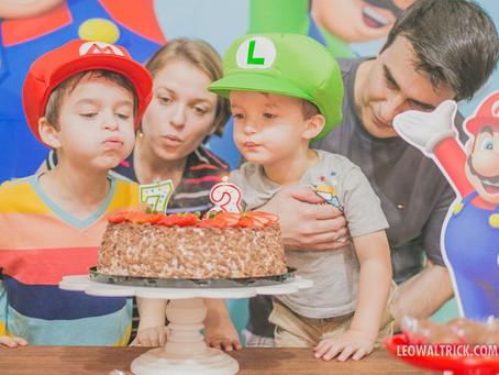 Dudu e Leo | Aniversário Infantil em Joinville
