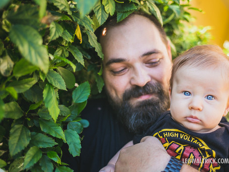 Fernando 3º mês | Ensaio Infantil em Joinville