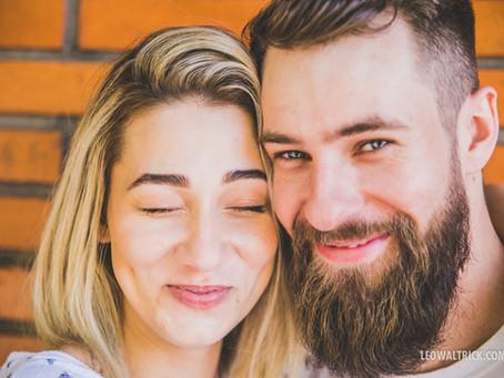 NAY E GABA | Ensaio casal em Joinville