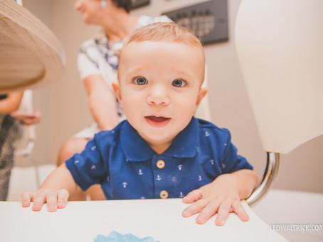JOSÉ | Aniversário Infantil em Joinville