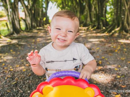 JOSÉ | Ensaio Infantil em Joinville