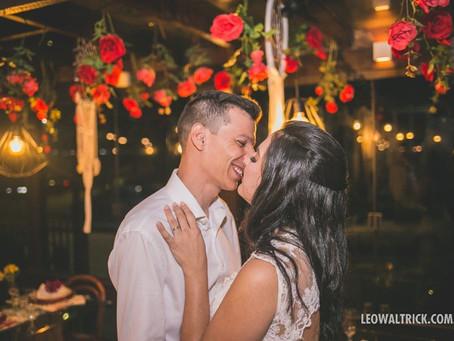 Thai e Felipe | Casamento em Joinville