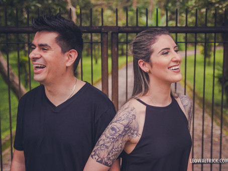 JÉSSICA E JAM | Ensaio casal em Joinville