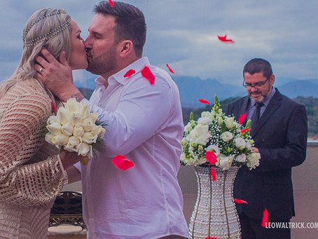 CAMILA E MAIKEL | Mini Wedding em Joinville