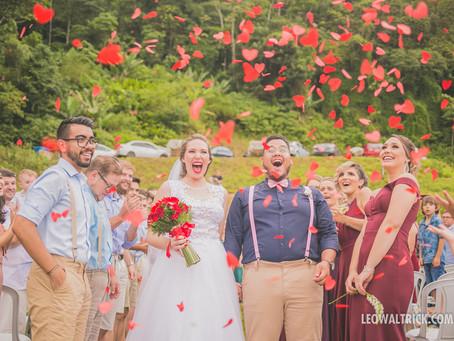 Deyse e Isaque | Casamento em Joinville