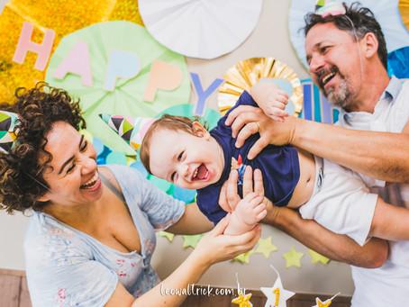 Noah | Aniversário Infantil em Joinville