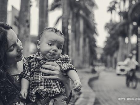 JOÃO | Ensaio Infantil em Joinville