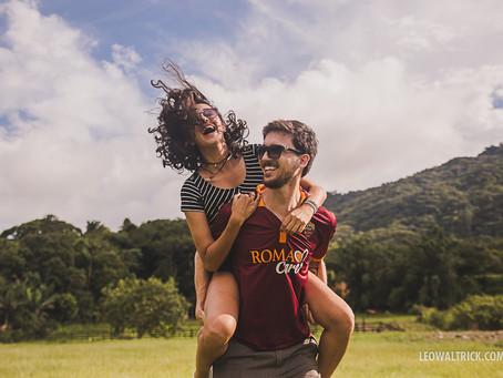 ALINI E RAPHAEL   Ensaio Casal em Joinville
