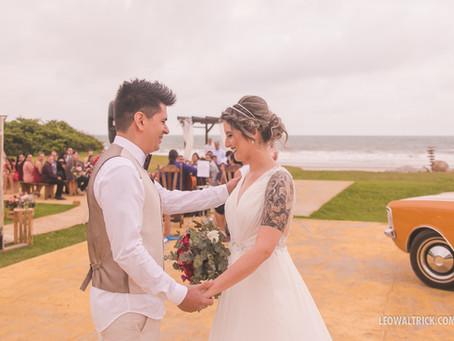 JÉSSICA E JAM | Casamento em Itapoá