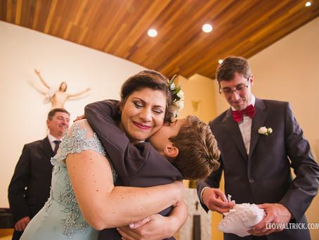 JOSI E DANTE | Mini Wedding em Joinville