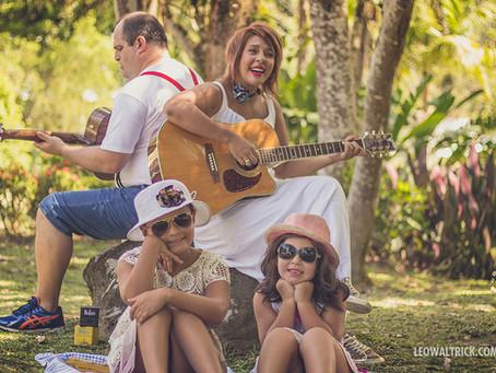 FAMÍLIA STEINER | Ensaio Família em Joinville