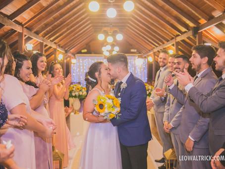 Helena e Gabriel | Casamento em Joinville