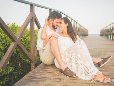Cris e Carla | Ensaio Casal em Praia Brava