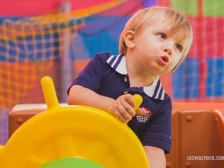 BERNARDO | Aniversário Infantil em Joinville