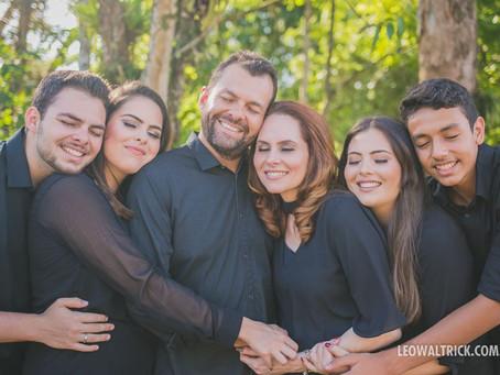 Família de Sucesso | Ensaio Família em Joinville