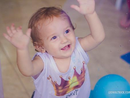 DAVI JOSÉ | Aniversário Infantil em Joinville
