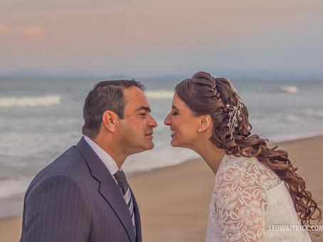 ANA PAULA E ANDERSON | Mini Wedding em Barra Velha
