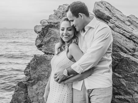 LEHANA E CARLINHOS | Ensaio casal em Penha