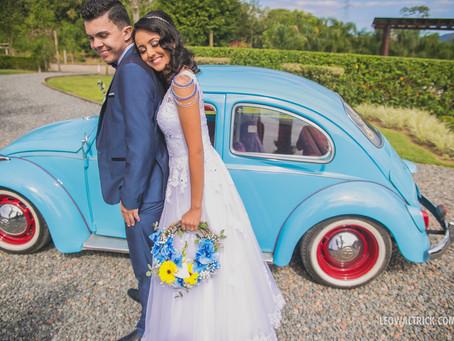 Carol e Sandro | Casamento em Joinville