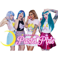 Pastel Pixie (2016)