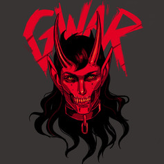 GWAR tshirt design - TV prop
