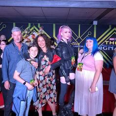 Thor Ragnarok Premiere 2017