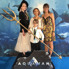 """Aquaman"" premiere 2018"