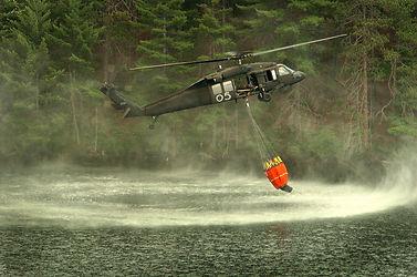 Michigan_National_Guard_firefighting_buc