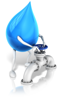 water_drop_character_turning_valve_400_c