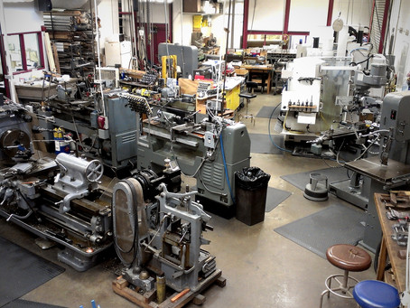 Machine Shop For Sale in the Kansas City Area