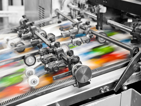 Printing Company For Sale in Central Illinois