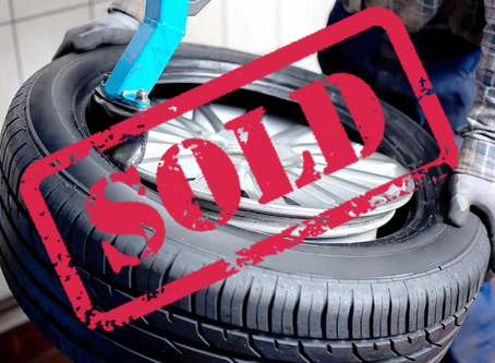 Tire Shop For Sale in Columbia South Carolina