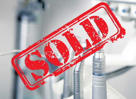 SOLD!  High-Quality Dental Equipment Repair Franchise