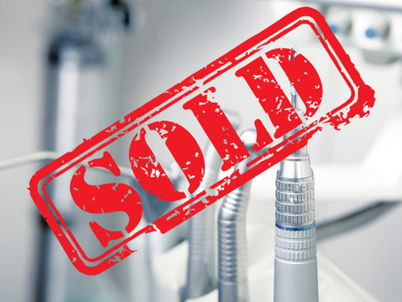SOLD!  High-Quality Dental Equipment Repair Franchise