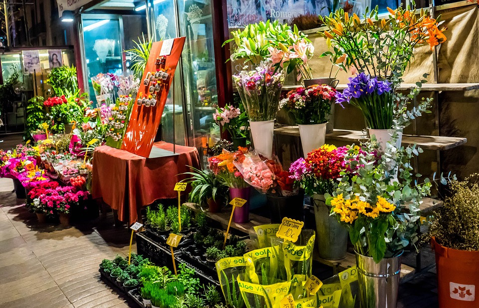Flower Shop For Sale in Kansas City