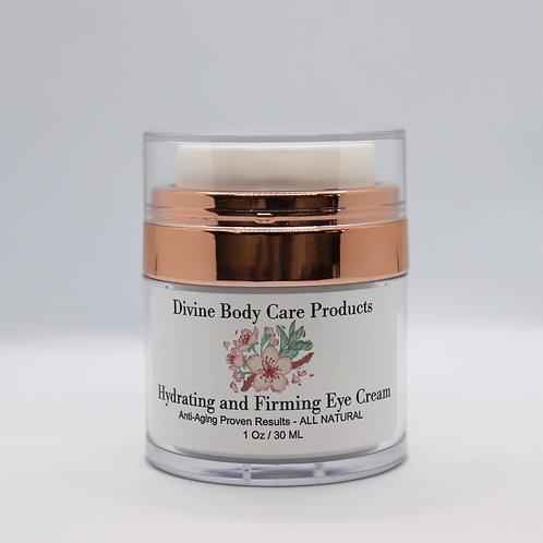 Hydrating and Firming Eye Cream   (1 Oz)
